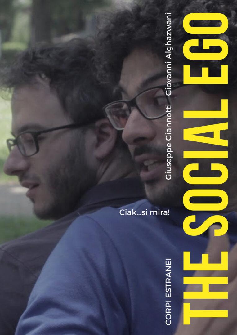 02 - Ciak...si mira! - The Social Ego Poster
