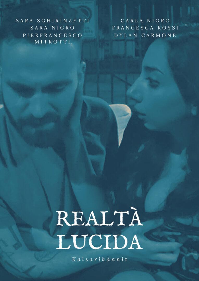 04 - Kalsarikännit - Realtà lucida Poster
