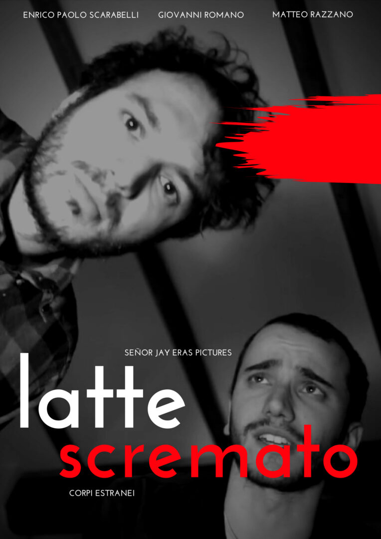 05 - Señor Jay Eras Pictures - Latte Scremato Poster