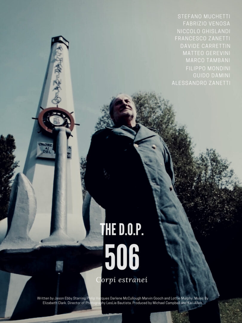 10 - The D.O.P. - 506 Poster