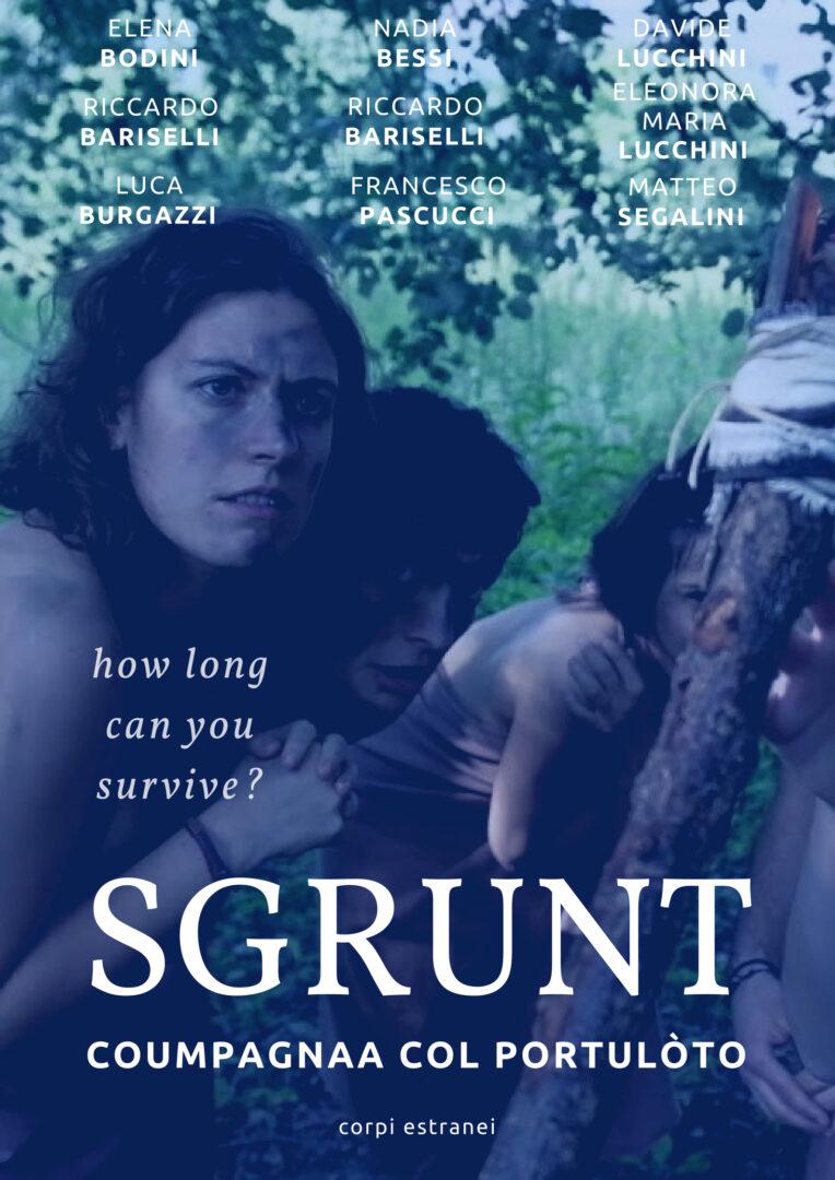 18 - Coumpagnaa col Portulòto - SGRUNT Poster