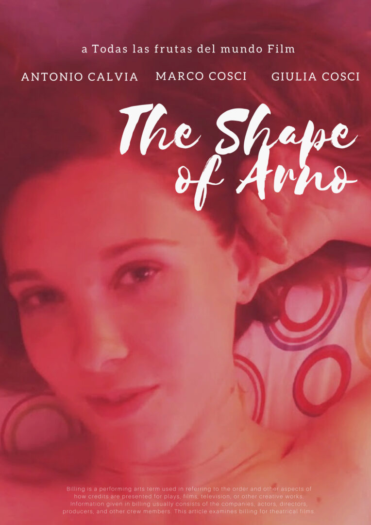 19 - Todas las frutas del mundo - The Shape of Arno Poster