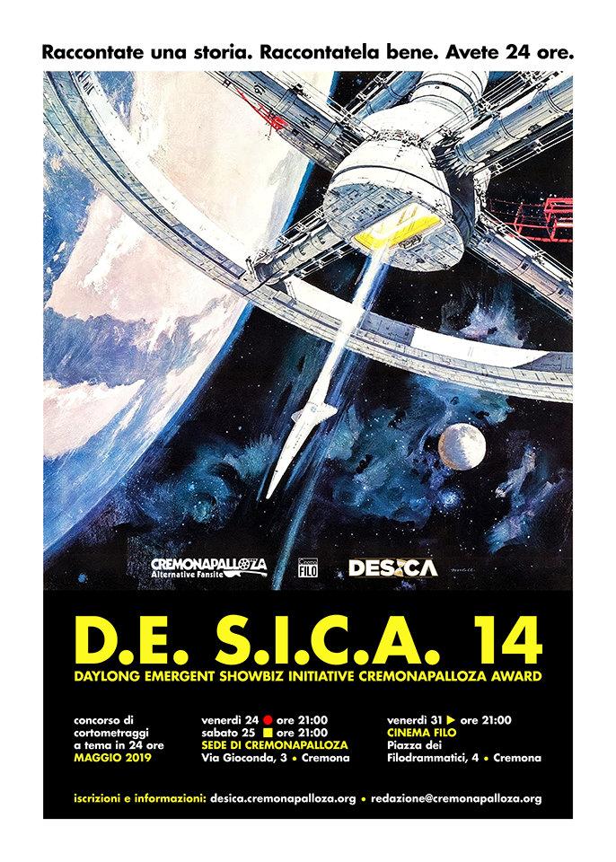 D.E. S.I.C.A. 14 – I Vincitori!